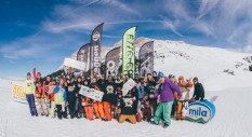 I finalisti in gara a SponsorMe Obereggen per un posto nel team