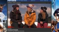 Le ragazze Roxy su SportMediaset!