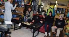 Stronger The Union Team Movie: l'intervista a Milano