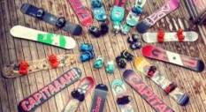 Un'estate action con i summer snowboard camp