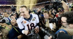 I Denver Broncos vincono il Super Bowl 2016