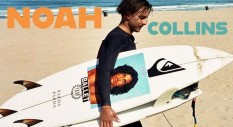 Surf con l'atleta Noah Collins!