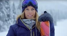 La snowboarder Torah Bright è una vera fuoriclasse