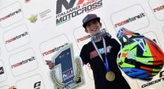 Andrea Uccellini Campione Europeo SW e Italiano!