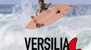 Versilia Surf School supported by Roxy e Quiksilver