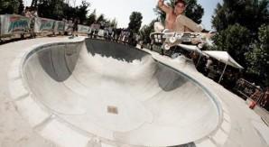 Una skateata in Francia con Andrea Casasanta