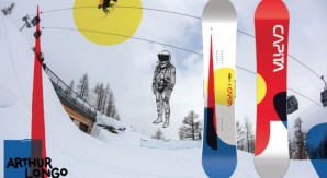 Arthur Longo entra in CAPiTA Snowboarding