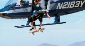 Throwback: correva l'anno... 2012 con Danny Way Drop in dall'elicottero