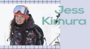 Jess Kimura: lo snowboarding che ti salva la vita