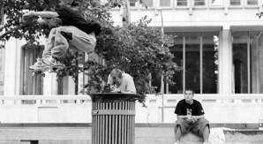 Love Park, '90s culture e skatebording con Josh Kalis