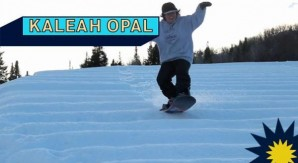 I trick primaverili di Kaleah Opal nel nuovo video firmato CAPiTA