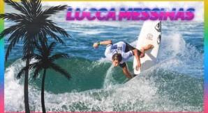 Una surfata tra le onde del Perù con Lucca Mesinas