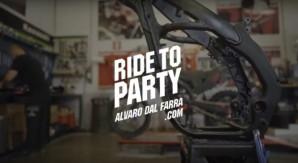 "Alvaro Dal Farra e la Kawasaki 3D CORE - ""La sorellina"""