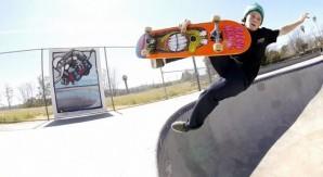 Skateboarding e camping con lo Skate Team DC