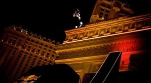 Throwback: correva l'anno... 2008 con Robbie Maddison sull'Arco di Trionfo