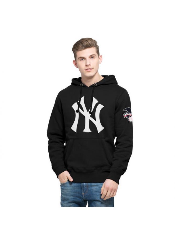 47 Felpa Hole Shot Pullover Hood New York Yankees
