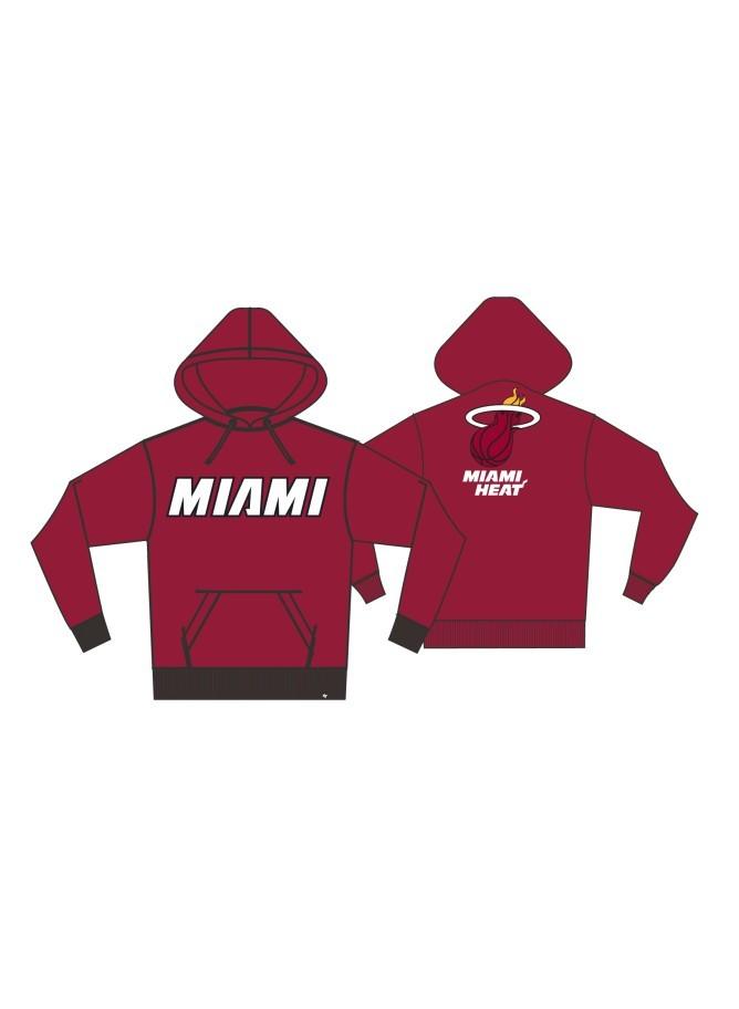 47 Felpa MVP Headline PO Hood Miami Heat