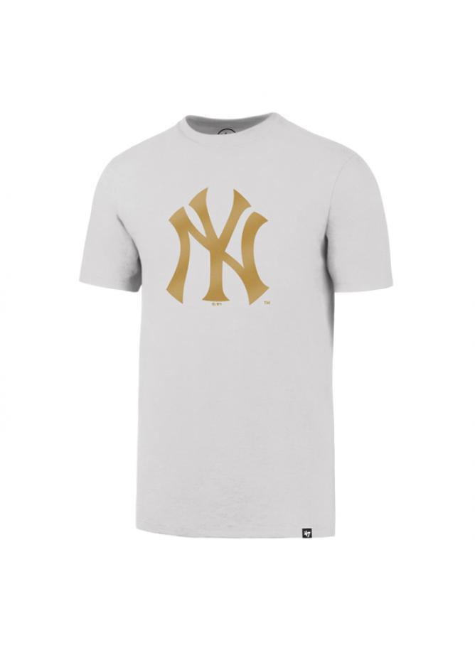 47 T-shirt m.c. Splitter Metallic Pack New York Yankees