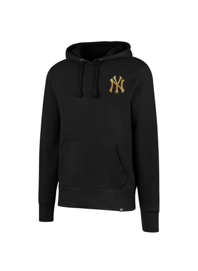 47 Felpa Headline PO Hood Metallic New York Yankees