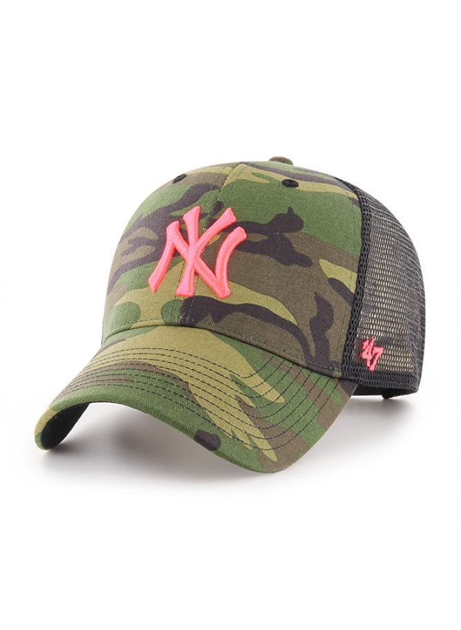 47 Cappellino MVP Camo New York Yankees