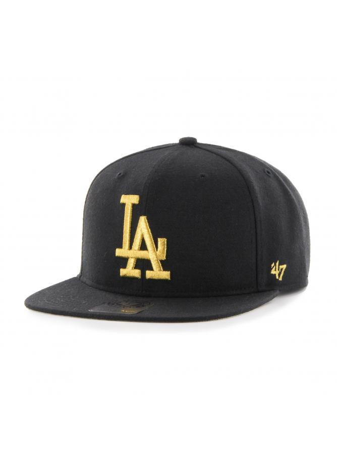 47 Cappellino Captain Metallic Los Angeles Dodgers