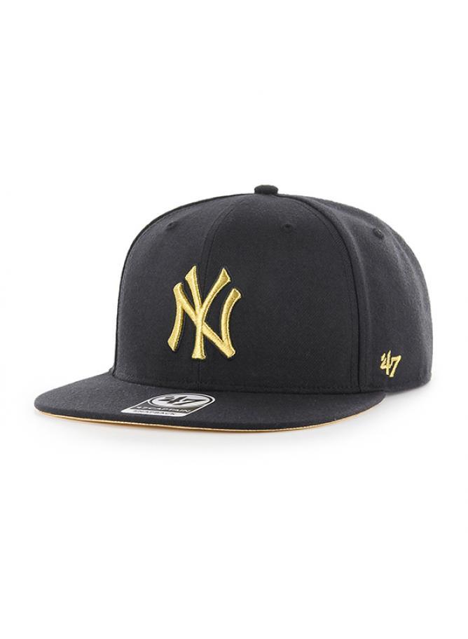 47 Cappellino Captain Metallic New York Yankees