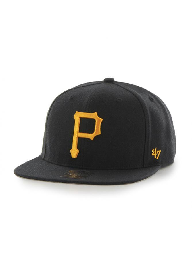 47 Captain No Shot Pittsburgh Pirates