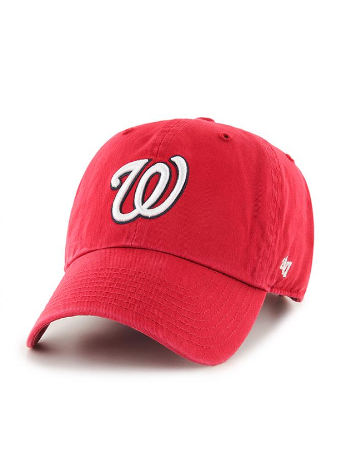 47 Cappellino Clean Up Washington Nationals