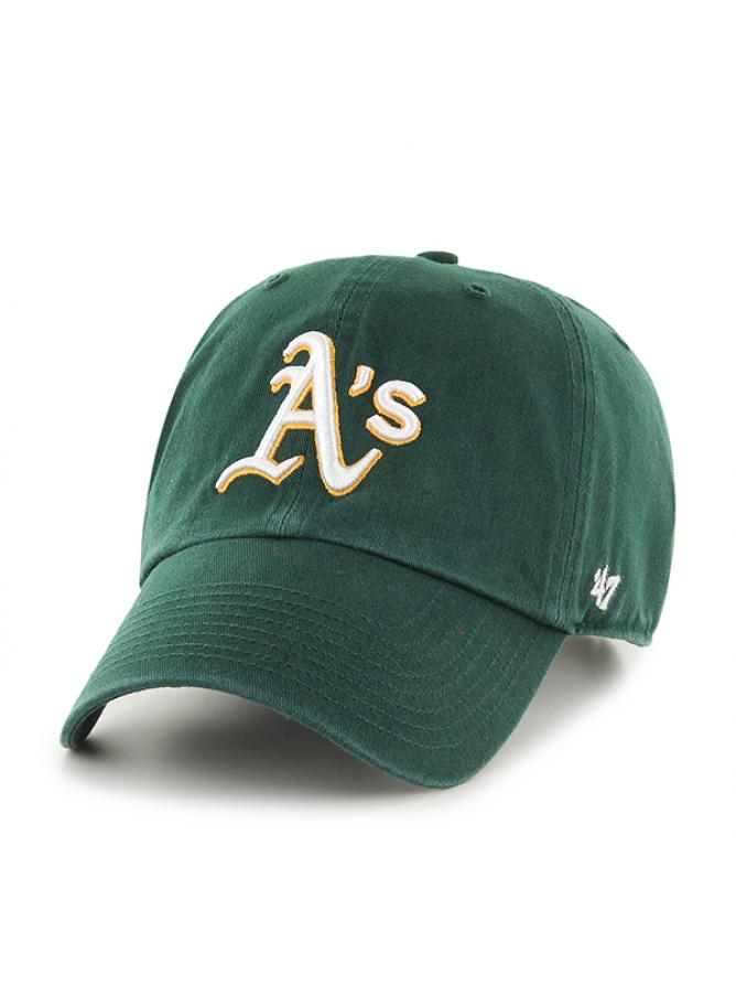 47 Cappellino Clean Up Oakland Athletics