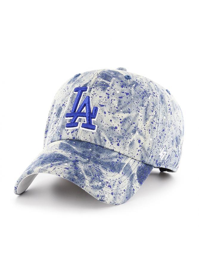 47 Cappellino Clean Up Splat Los Angeles Dodgers