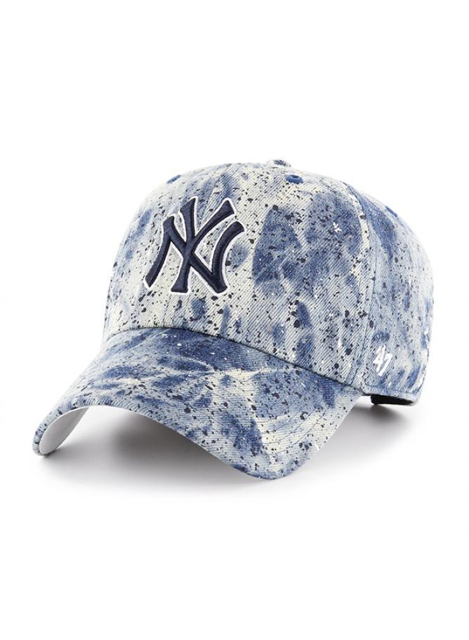 47 Cappellino Clean Up Splat New York Yankees