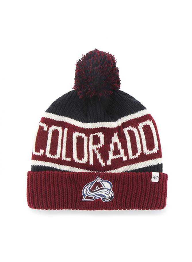 47 Berretto Calgary Colorado Avalanche