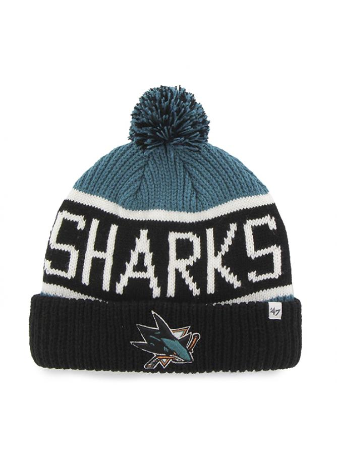 47 Berretto Calgary San Jose Sharks