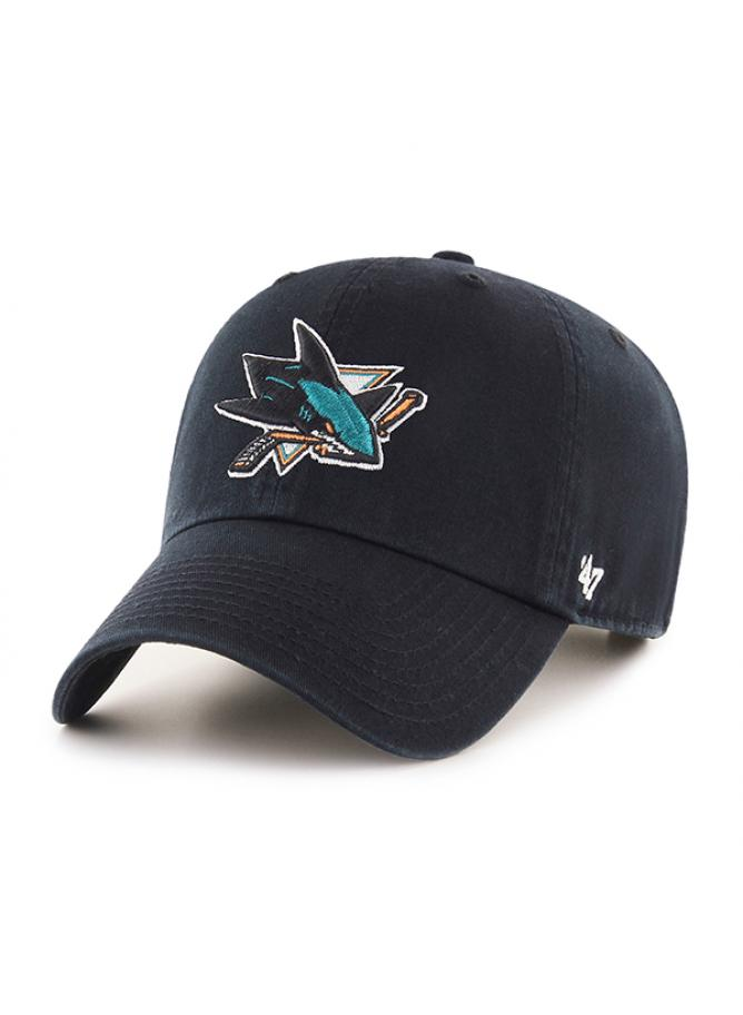 47 Cappellino Clean Up San Jose Sharks