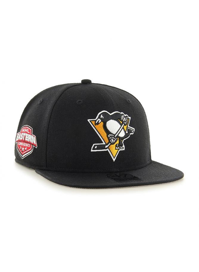 47 Cappellino Captain Sure Shot Pittsburgh Penguins