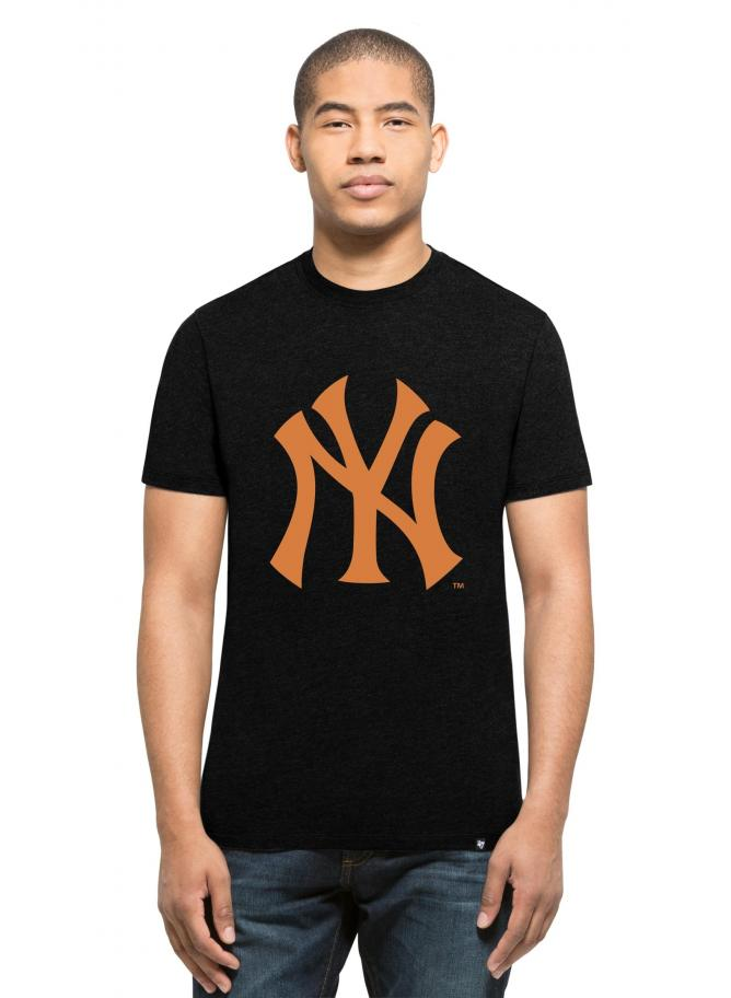 '47 m.c. Club Black Neon New York Yankees