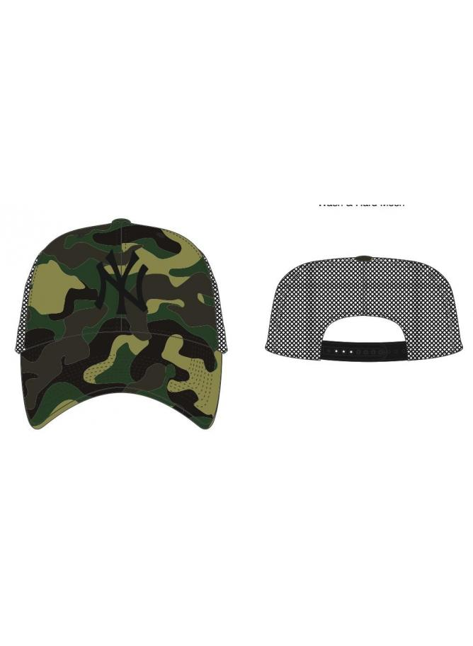 '47 MVP Snapback Camo New York Yankees