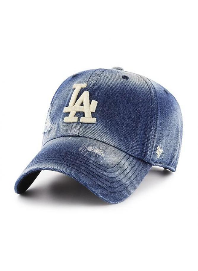 '47 Clean Up Loughlin Los Angeles Dodgers