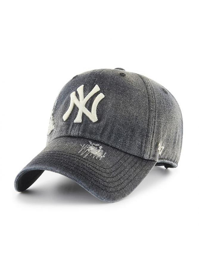 '47 Clean Up Loughlin New York Yankees