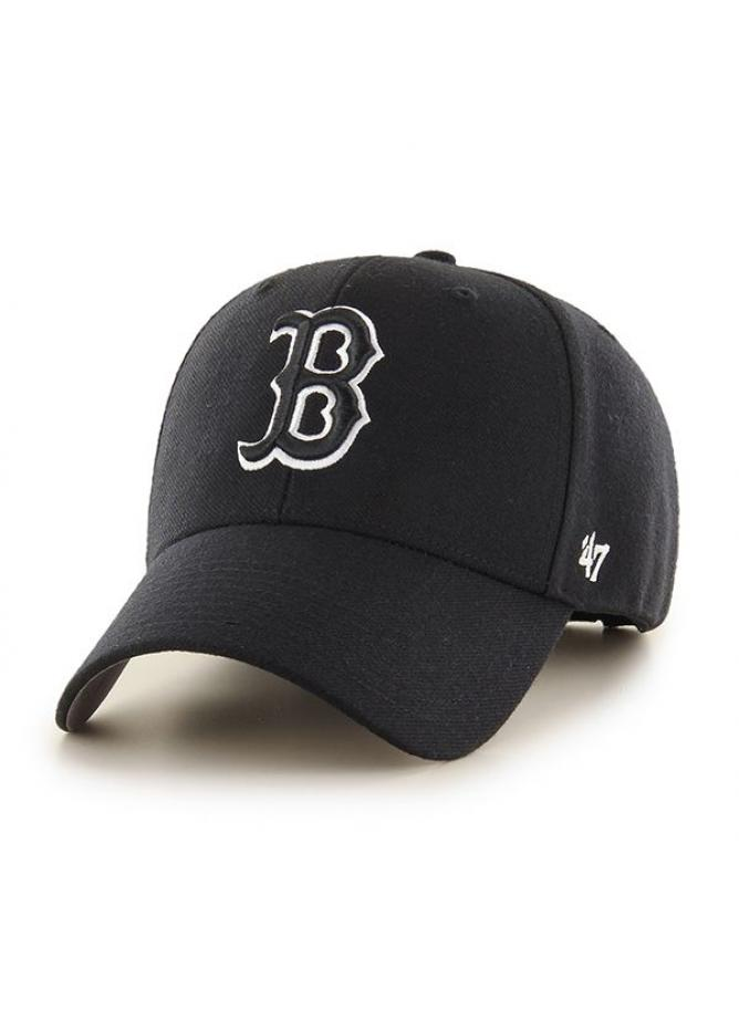 47 Snapback Black&White Boston Red Sox