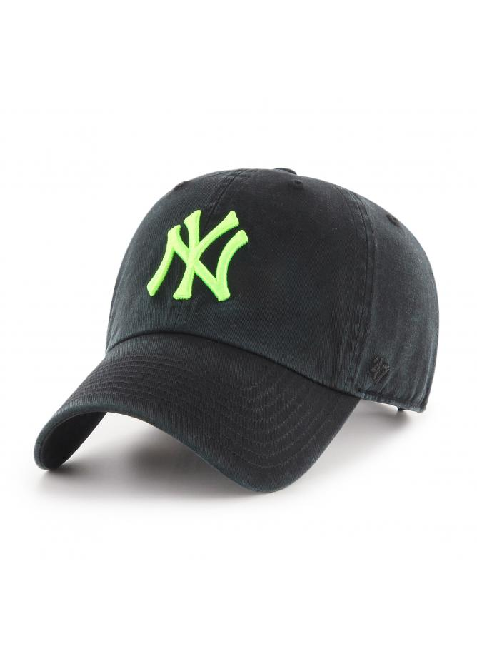 '47 Clean Up Black Neon New York Yankees