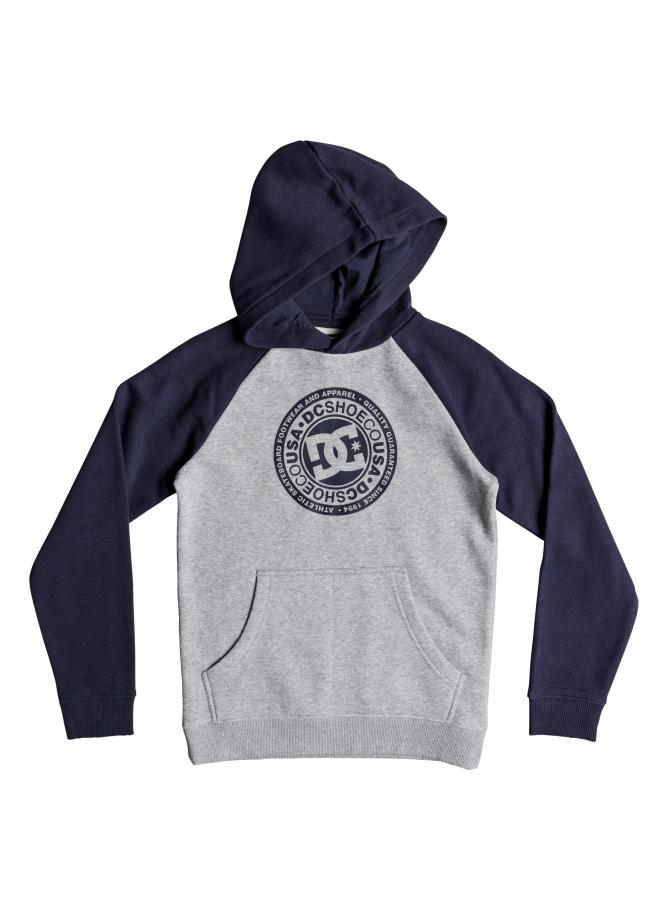 DC Felpa Circle Star PH Raglan Boy