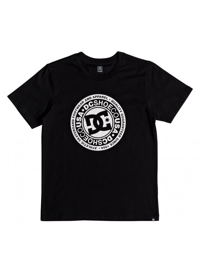 DC T-shirt Circle Star SS Boy