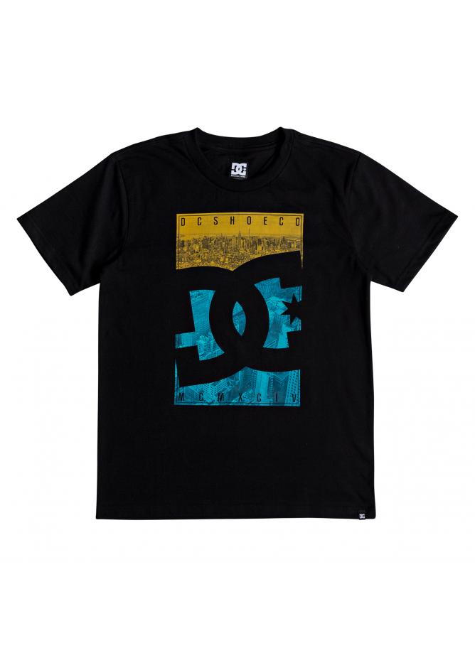 DC T-shirt City Sky SS Boy