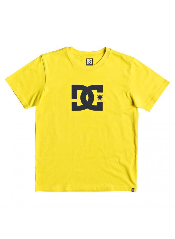 DC Boy's T-shirt Star SS 2