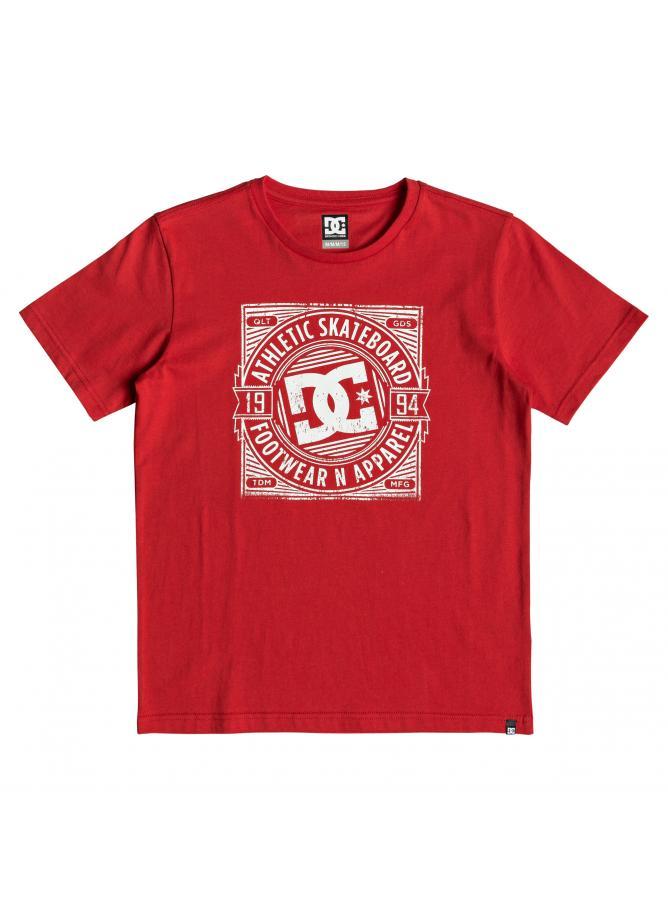 DC Boy's T-shirt Spot Rusher SS