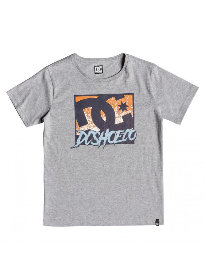 DC Boy's T-shirt Window Down SS