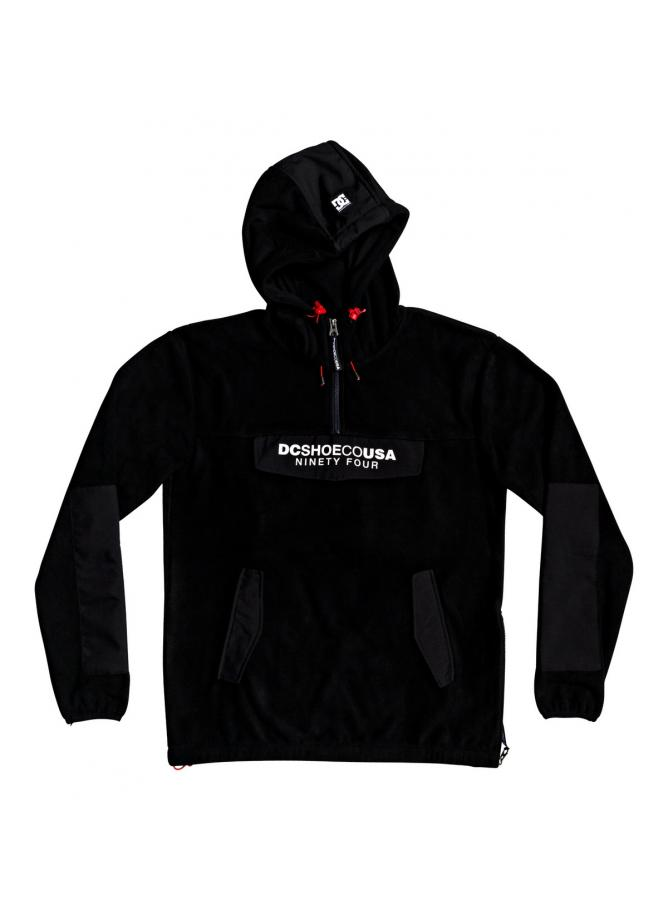 DC Fleece Tagans Hood