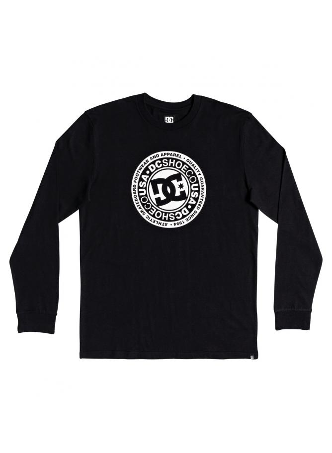 DC T-shirt Circle Star LS 2