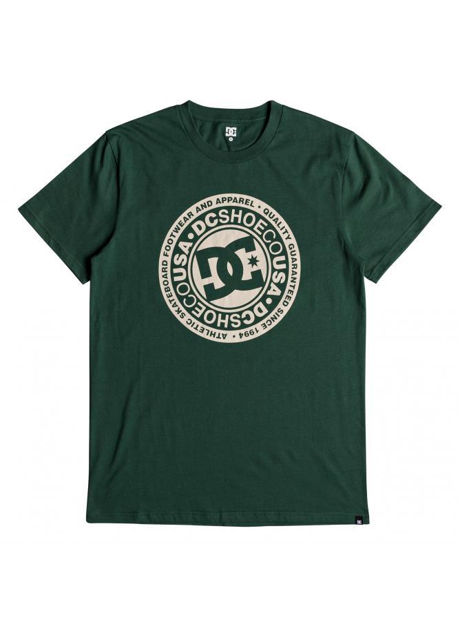 DC T-shirt Circle Star SS